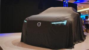Presentazione della nuova Volvo XC60